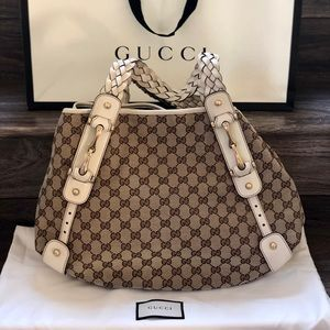 Gorgeous! GUCCI Monogram Pelham Bag